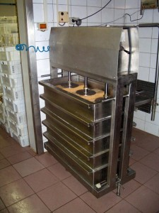 Stiskalnica kosovnega mesa